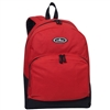 #1045A-RED Wholesale Backpack with Front Organizer - Case of 30