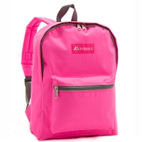 #1045K-CANDY PINK Wholesale Backpack - Case of 30
