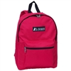 #1045K-HOT PINK Wholesale Basic Backpack - Case of 30 Backpacks