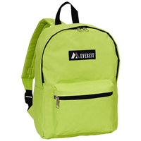 #1045K-LIME Wholesale Backpack - Case of 30