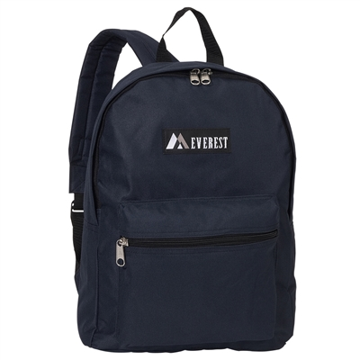 #1045K-NAVY Wholesale Backpack - Case of 30