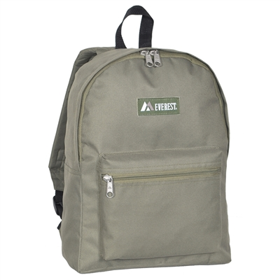 #1045K-OLIVE Wholesale Backpack - Case of 30