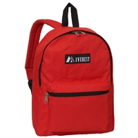 #1045K-RED Wholesale Backpack - Case of 30