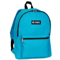 #1045K-TURQUOISE Wholesale Backpack - Case of 30