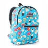 #1045KP-DONUTS Wholesale Basic Pattern Backpack - Case of 30 Backpacks