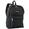 #1045KP-GEO Wholesale Basic Pattern Backpack - Case of 30