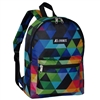 #1045KP-PRISM Wholesale Basic Pattern Backpack - Case of 30