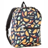 #1045KP-TACOS Wholesale Basic Pattern Backpack - Case of 30 Backpacks