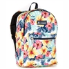 #1045KP-TROPICAL Wholesale Basic Pattern Backpack - Case of 30 Backpacks