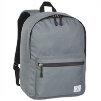 #1045LT-DARK GRAY Wholesale Laptop Backpack - Case of 30