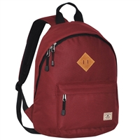 #1045RN-BURGUNDY Wholesale Backpack - Case of 30