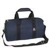 #16P-NAVY Wholesale 16-inch Round Duffel Bag - Case of 40 Duffel Bags