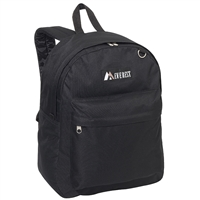 #2045CR-BLACK Wholesale Backpack - Case of 30