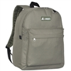 #2045CR-OLIVE Wholesale Classic Backpack - Case of 30 Backpacks