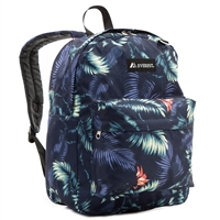 #2045P-DARK TROPIC Wholesale Classic Pattern Backpack - Case of 30