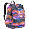 #2045P-GALAXY Wholesale Classic Pattern Backpack - Case of 30 Backpacks