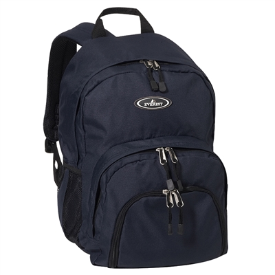 #2045W-NAVY Wholesale Backpack - Case of 30