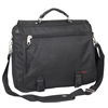 #266W-BLACK Wholesale Briefcase - Case of 20