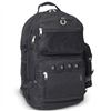 #3045R-BLACK Wholesale Oversized Deluxe Backpack - Case of 20