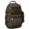 #3045R-OLIVE Wholesale Oversized Deluxe Backpack - Case of 20 Backpacks
