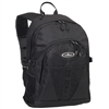 #3045W-BLACK Wholesale Large Storage Backpack - Case of 30 Backpacks