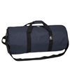 #30P-NAVY Wholesale 30-inch Round Duffel Bag - Case of 20 Duffel Bags