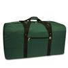 #3618-GREEN Wholesale 36-inch Cargo Duffel Bag - Case of 10 Duffel Bags