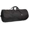 #36P-BLACK Wholesale 36-inch Round Duffel Bag - Case of 20