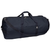 #36P-NAVY Wholesale 36-inch Round Duffel Bag - Case of 20 Duffel Bags