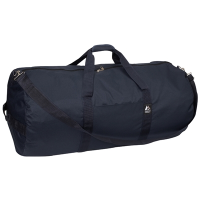 #36P-NAVY Wholesale 36-inch Round Duffel Bag - Case of 20