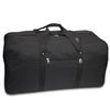 #4020-BLACK Wholesale 40-inch Cargo Duffel Bag - Case of 10 Duffel Bags