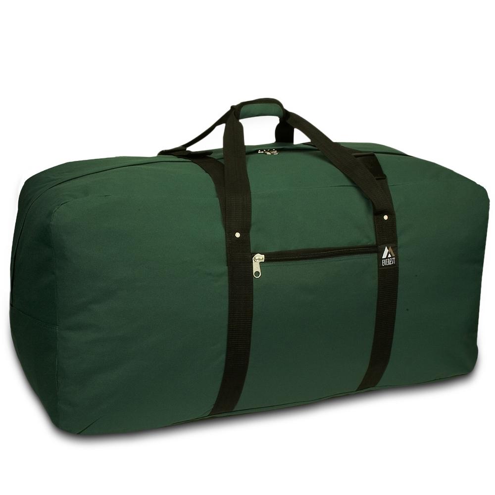4020 Green Whole 40 Inch Cargo Duffel Bag Case 10 Pcs