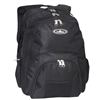 #7045LT-BLACK Wholesale Laptop Backpack - Case of 20 Backpacks