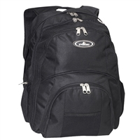 #7045LT-BLACK Wholesale Laptop Backpack - Case of 20
