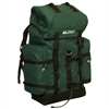 #8045D-GREEN Wholesale Hiking Backpack - Case of 10