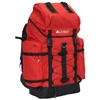 #8045D-RED Wholesale Hiking Backpack - Case of 10 Hiking Backpacks