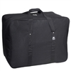 "#B082-BLACK Wholesale 28.5"" Oversized Cargo Bag - Case of 20"