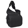 #BB005-BLACK Wholesale Messenger Bag - Case of 20