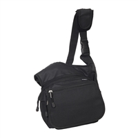 #BB009-BLACK Wholesale Messenger Bag - Case of 30
