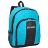 #BP2072-TURQUOISE Wholesale Backpack - Case of 30