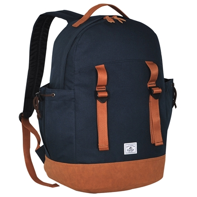 #BP300-NAVY Wholesale Journey Backpack - Case of 30