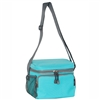 #CB6-AQUA BLUE Wholesale Cooler / Lunch Bag - Case of 20
