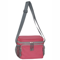 #CB6-MARSALA Wholesale Cooler / Lunch Bag - Case of 20 Lunch Bags