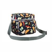 #CB6P-TACOS Wholesale Cooler / Lunch Pattern Bag - Case of 20 Lunch Bags