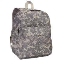 #DC2045CR-DCAMO Wholesale Classic Digital Camo Backpack - Case of 30 Backpacks