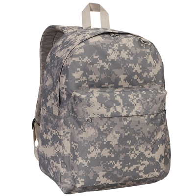 #DC2045CR-DCAMO Wholesale Classic Digital Camo Backpack - Case of 30
