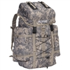 #DC8045D-DCAMO Wholesale Digital Camo Hiking Backpack - Case of 10