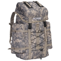 #DC8045D-DCAMO Wholesale Digital Camo Hiking Backpack - Case of 10 Hiking Backpacks