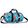 #P1609-DONUTS Wholesale 16-inch Pattern Round Duffel Bag - Case of 40