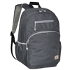 #R5045LT-CHARCOAL Wholesale Laptop Backpack - Case of 20